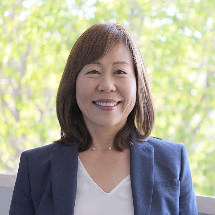 Lorna Kim - LCFEF Admin Assistant