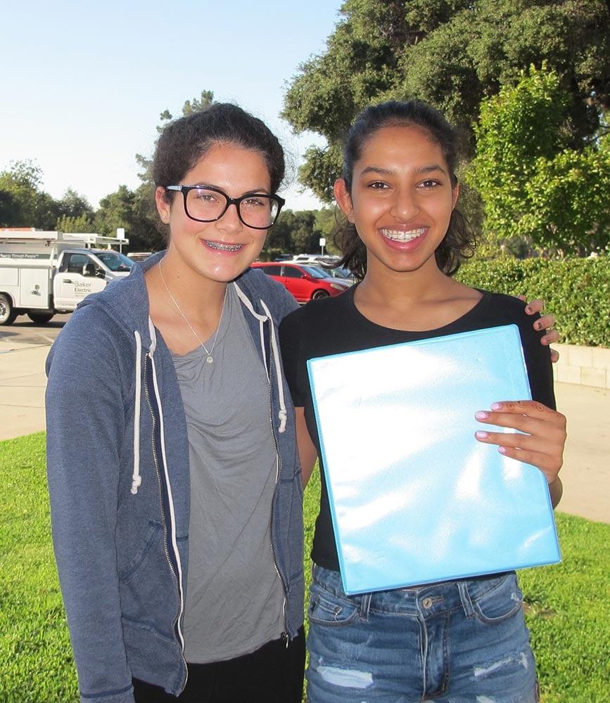 LCFEF Summer School Students