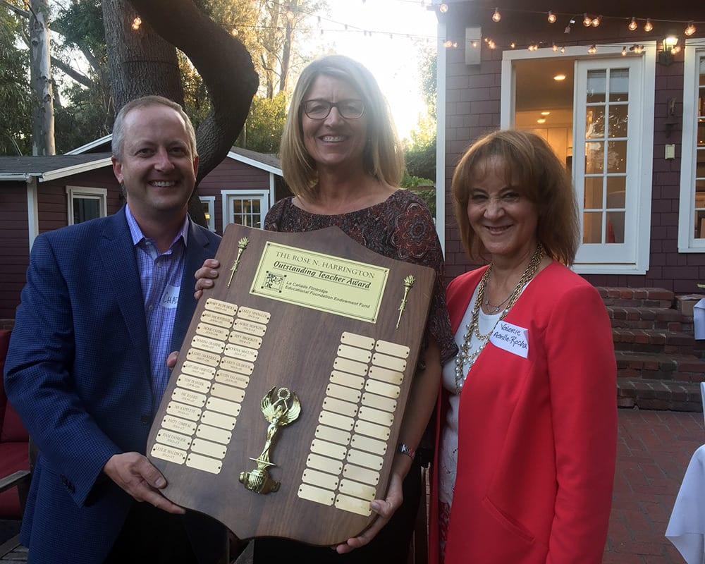 Karen Gilmour - Rose Harrington Award Winner