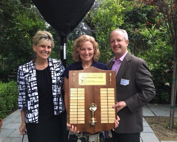 Lisa Fungo - Rose Harrington Award Winner