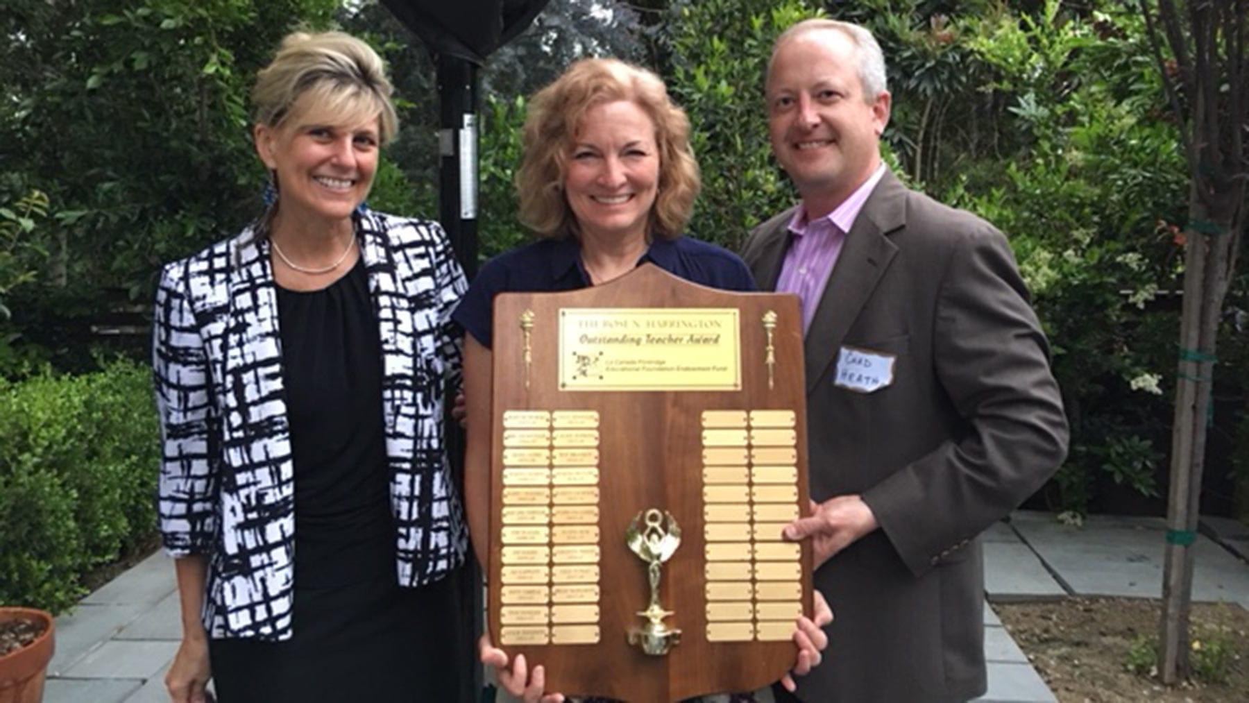 Rose Harrington Award