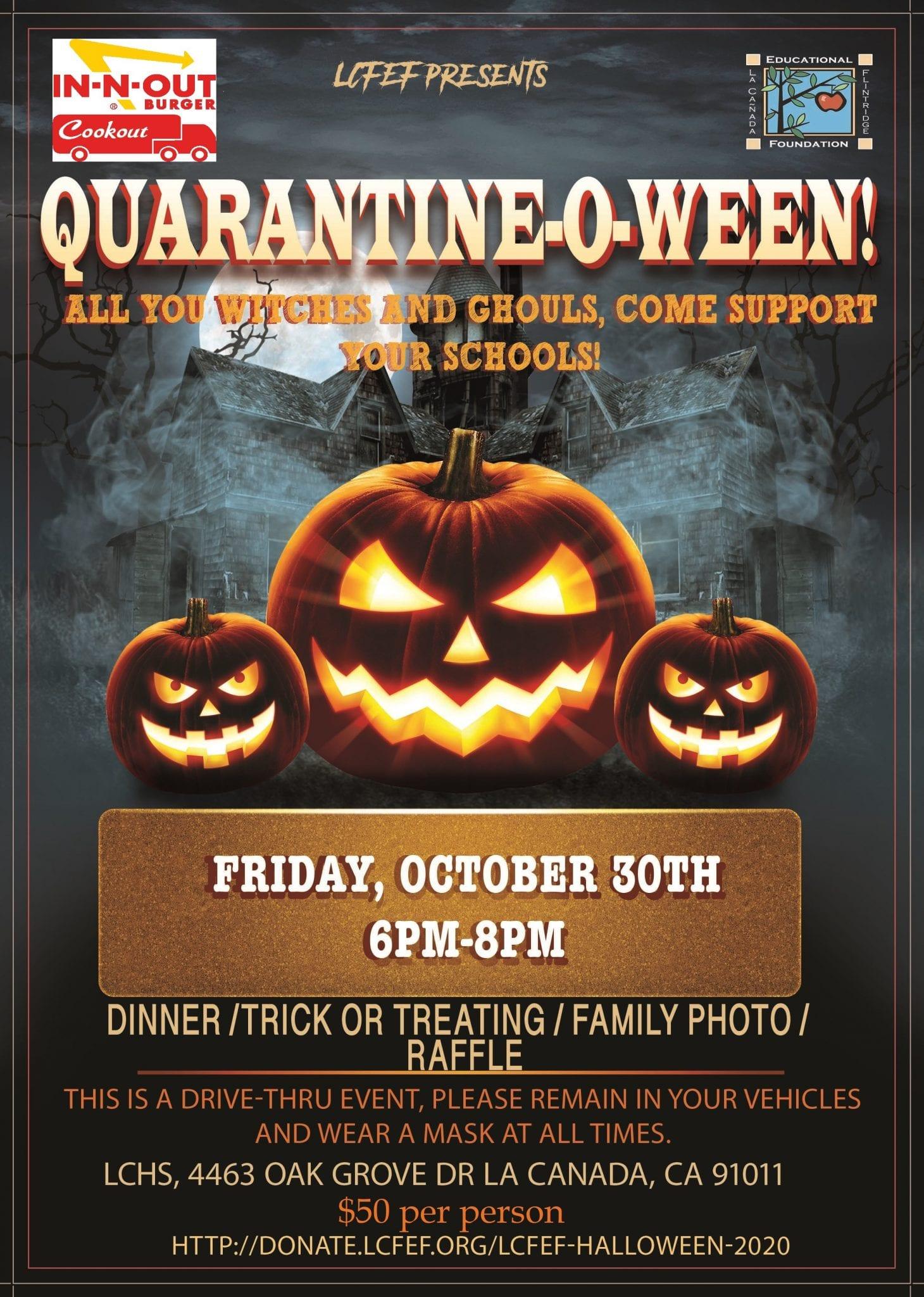 Quarantine -O-Ween (New Event)